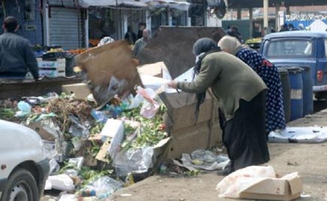 ربع الجزائريين فقراء